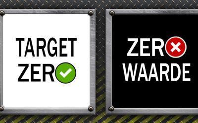 Target Zero – Zero Waarde?