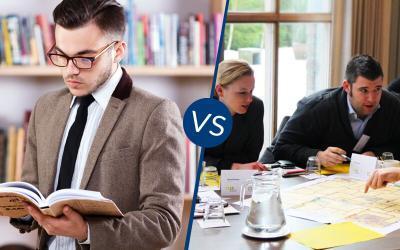 Active Learning vs Experiential Learning: Wat is het verschil?