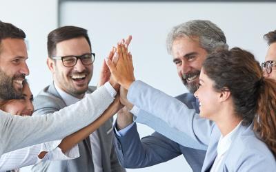 Teambuilding in vijf stappen